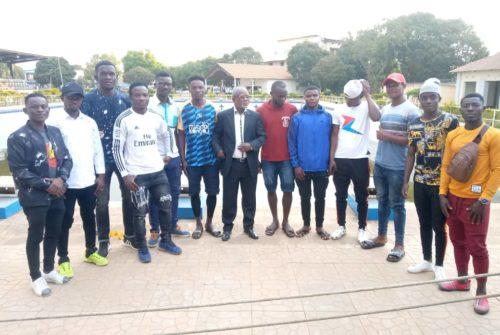 Entente Urbaine de Football de Lubumbashi : Objectif fixé, le CS Nouveaux Talents s'engage  pour le titre la saison 2020-2021.