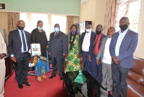 Haut-Katanga : Fulbert KUNDA convie les acteurs de la société civile à militer d'avantage pour la paix sociale.