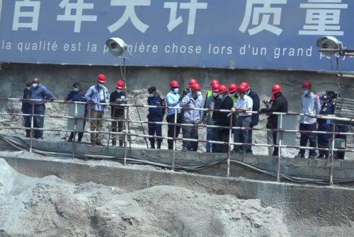 Lualaba : Les travaux du barrage de Busanga vers le finissage.