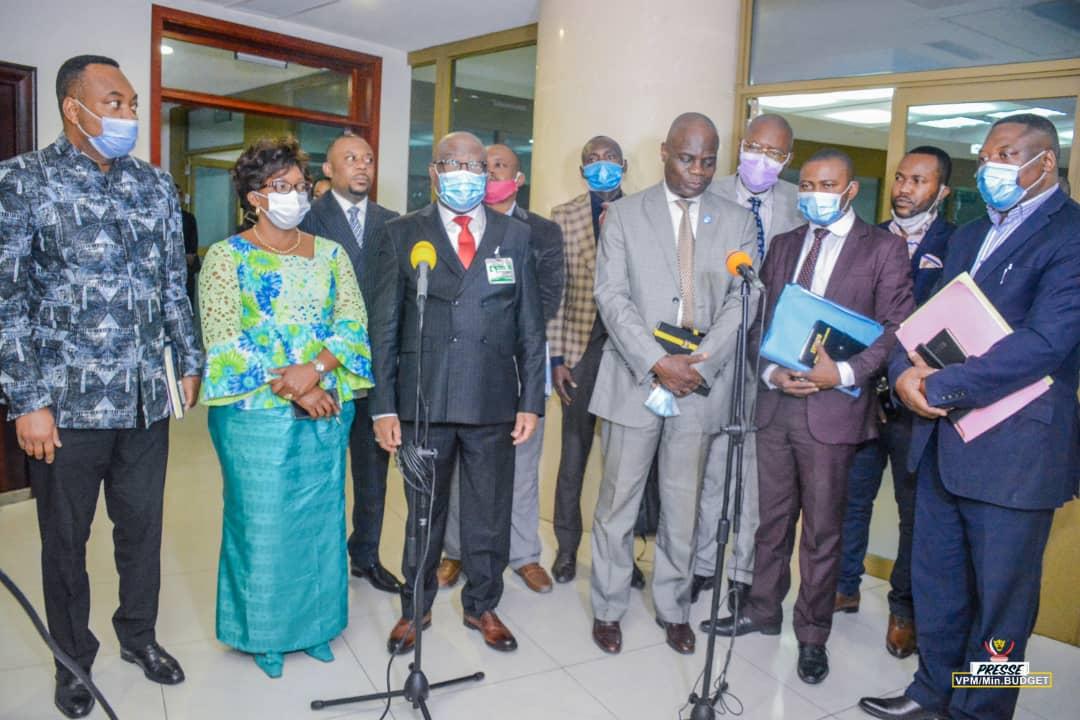 Ministère du budget/Paie des primes de risque des médecins : Le conscensus entre le gouvernement et le banc syndical des médecins enfin trouvé.