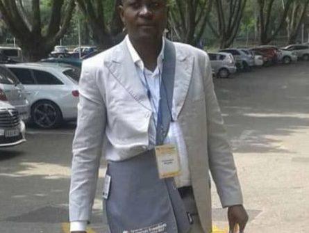 Présidence de la République/ Cabinet du chef de l'État : Sébastien Mfuamba, nouveau conseiller en charge de la télécommunication.