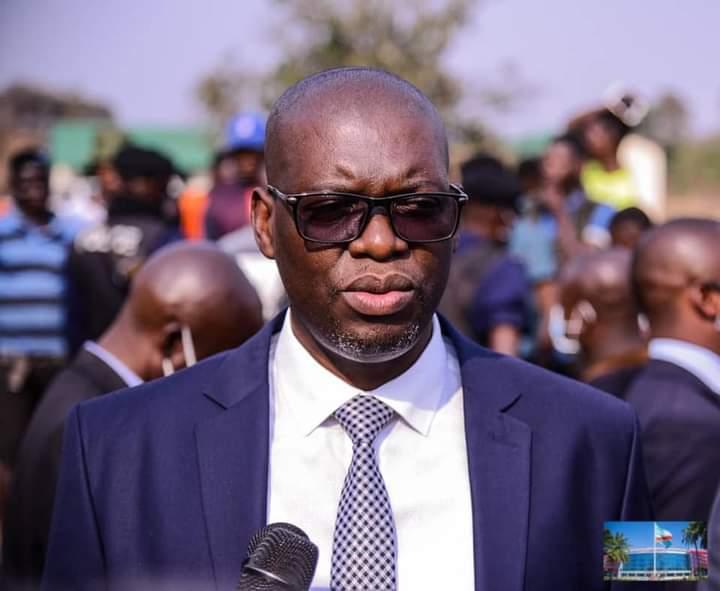 Haut-Katanga /Troubles au sein de l'entreprise KPM : Jacques Kyabula règle le différend entre travailleurs et les responsables.