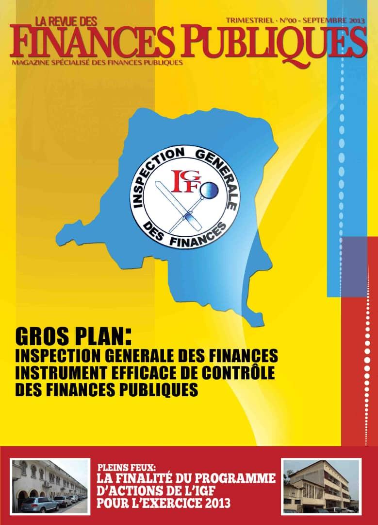 Lutte contre la corruption : 5 milliards USD détournés par an, l'Inspection Générale des Finances à l'œuvre.
