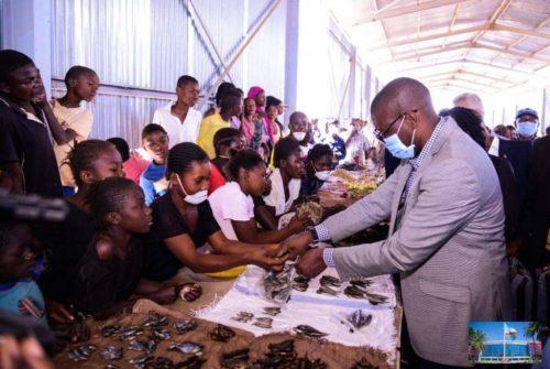 Likasi : Un marché ultramoderne œuvre de Kyabula fait la fierté de la ville.