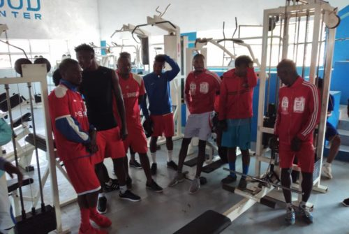 LINAFOOT/ VL1 : L'AS Simba de Kolwezi enclenche les préparatifs pour la saison sportive 2020-2021.