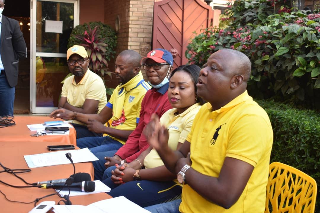 LINAFOOT/Coordination des fanatiques de St Eloi Lupopo : Le processus  électoral au niveau des sections va bon train.