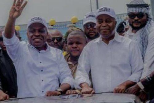 Kinshasa : Martin Fayulu et Adolphe Muzito de retour au bercail, la scène politique dorénavant saturée.