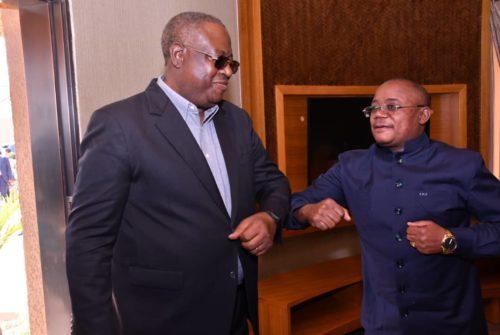 Vice-primature du budget/Atelier budgétaire 2021 : Mission bien accomplie dans le Katanga, mention spéciale au vice-ministre Felix Momat.