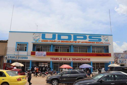 UDPS/Kasumbalesa : La base Bilanga exige la démission du Secrétaire Général Augustin Kabuya.