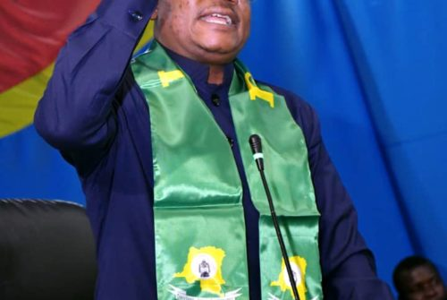Politique : Félix Momat anime une matinée politique de Redynamisation et de redéploiement de l'ECT au Lualaba.