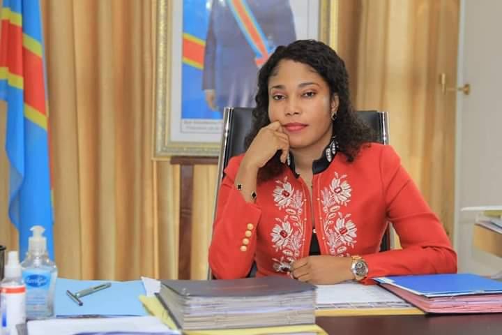 Économie : Le Réveil économique de la RDC est en marche avec Mme Acacia Bandubola.