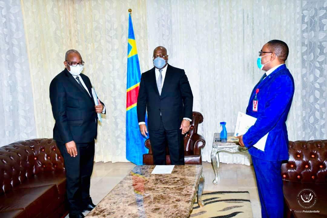 RDC/Insécurité dans l'Est du pays : Félix Antoine TSHISEKEDI reçoit 3 gouverneurs de l'Est pour  l'éradication du fléau.