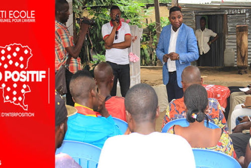 CONGO POSITIF : LE PARTI ANTI-CHÔMAGE FACE A LA PRESSE CE LUNDI 10 AOÛT POUR TABLER SUR LES QUESTIONS DE L'HEURE.