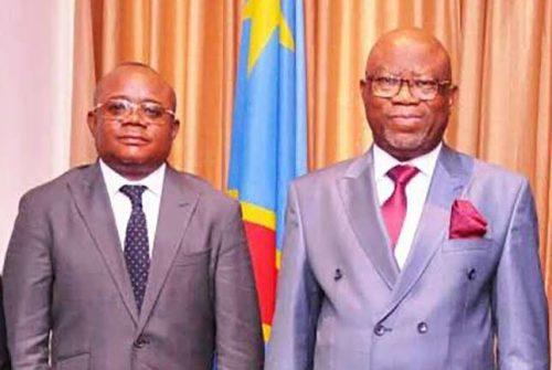 Ministère du budget/Conférences Budgetaires de l'Exercice 2021 : Concomitamment, le VPM Jean Baudouin Mayo et le VM Félix Momat lancent les travaux dans deux sites de la capitale.