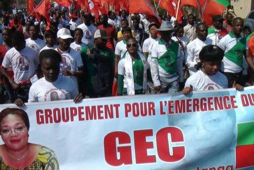 Parti politique : Divorce consommé entre le GEC de Martine Bukassa d'avec le regroupement RIA de Léon Kengo Wa Dondo.