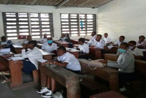 EPST/Examen d'état 2020 : L'épreuve de dissertation s'est bien déroulée à Isiro, confirme l'IPP Haut-Uélé, Kazadi Ndala.