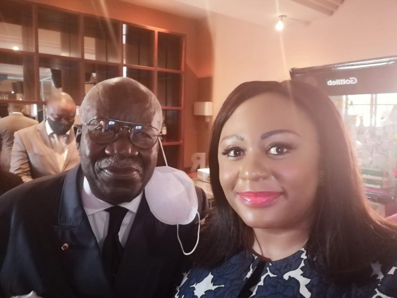 COMMUNAUTÉ  ÉCONOMIQUE DES ÉTATS DE L'AFRIQUE CENTRALE (CEEAC)/ COMMISSION EN CHARGE DE LA PROMOTION DE LA FEMME : LA RDC BIEN REPRÉSENTÉE, YVETTE KAPINGA DÉSORMAIS COMMISSAIRE.