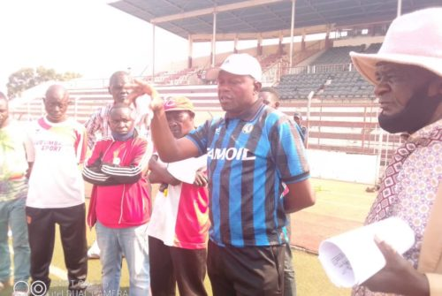 Actu-Club/ Lubumbashi Sport : Mutombo Écossais, nouveau patron du staff technique.