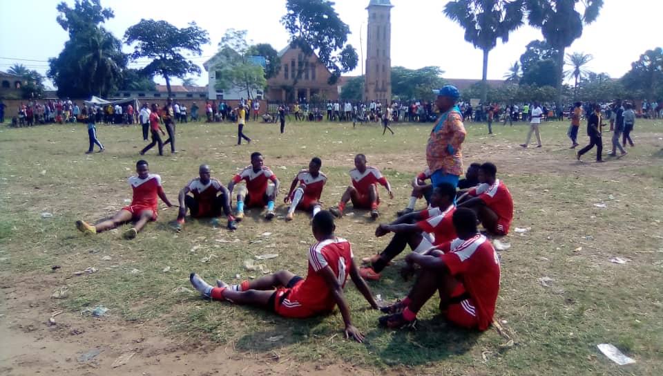 Entente de Football de Kananga (EUFKANA) : AS Saint Luc, aiguise ses armes.