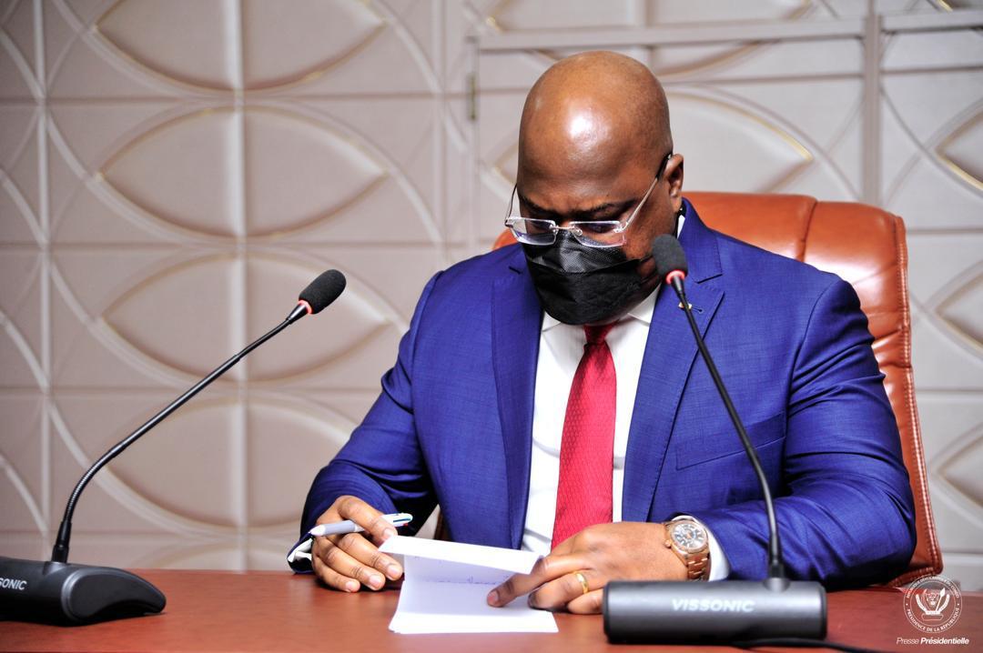 RDC/ INSÉCURITÉ À L'EST: Félix Antoine TSHISEKEDI passe à la vitesse supérieure pour l'application des mesures dissuasives.
