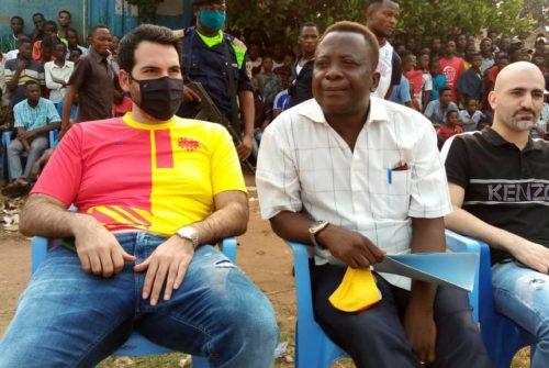 SM Sanga Balende : Premier entraînement d'ensemble ce jeudi à Mbuji-Mayi.