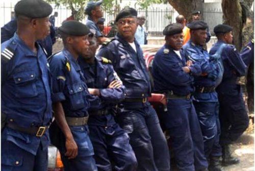 Kalemie : Condamnation à la peine capitale de deux policiers.