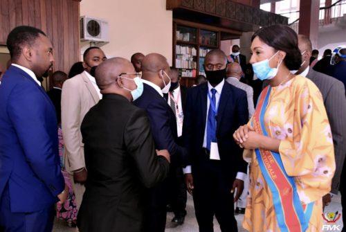 Assemblée nationale/Ouverture de la session de septembre : Félix Momat bien présent.