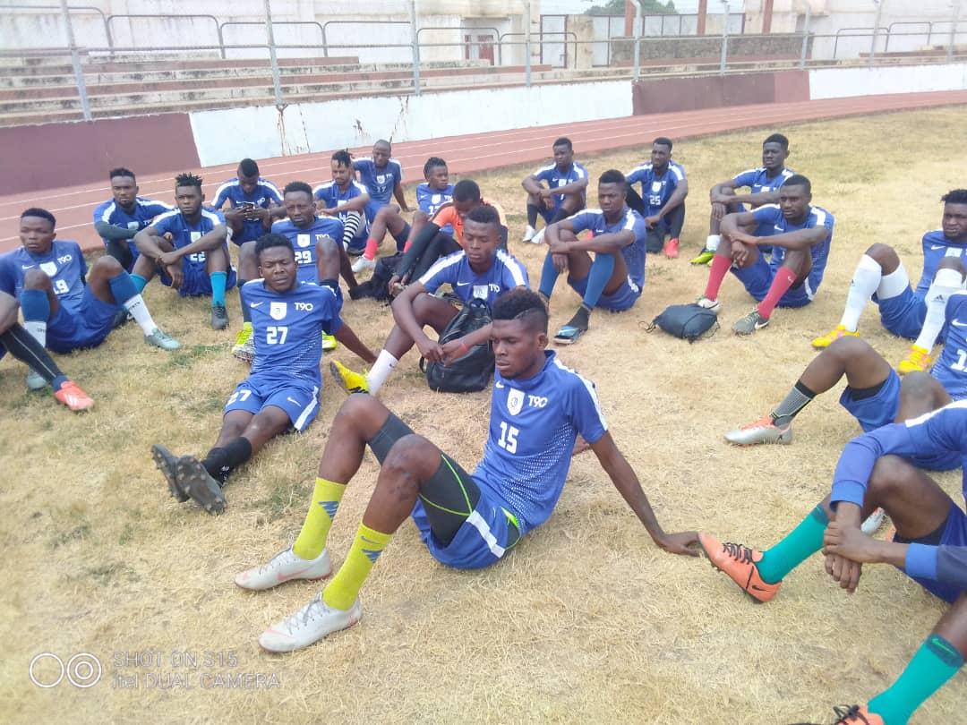 LINAFOOT/Amical : Katanga Stars surprend Blessing Lualaba en amical.