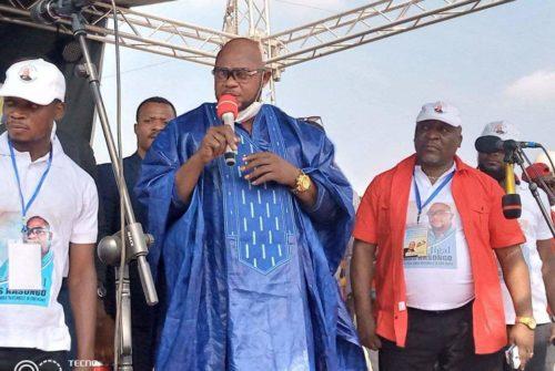 Kinshasa : Jigal Kas Kasongo remercie sa base  de Lemba pour son soutien indéfectible lors des élections de 2018