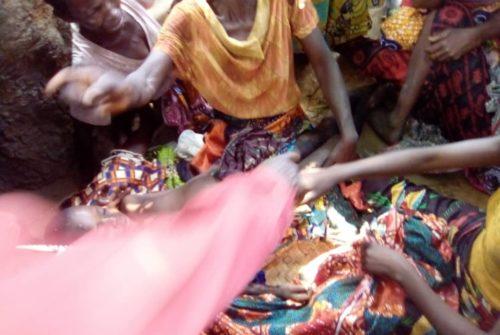 Tanganyika/Incendie géant à Kongolo : Deux personnes périssent après avoir été touchées par les flammes.