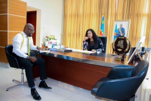 Ministère de l'économie/Affaire Kuntuala Terminal : Acacia BANDUBOLA invite la Société pétrolière à se conformer aux prescrits de la loi.