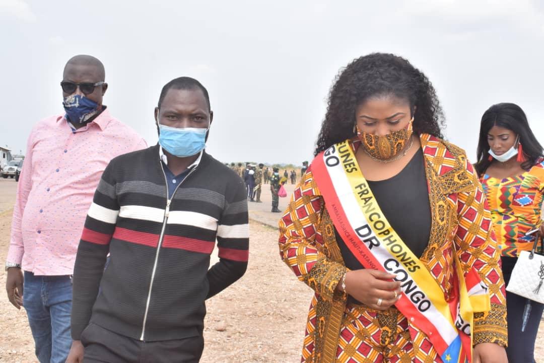 Kalemie : L'ambassadrice nationale des jeunes francophones veut nommer des représentants permanents.
