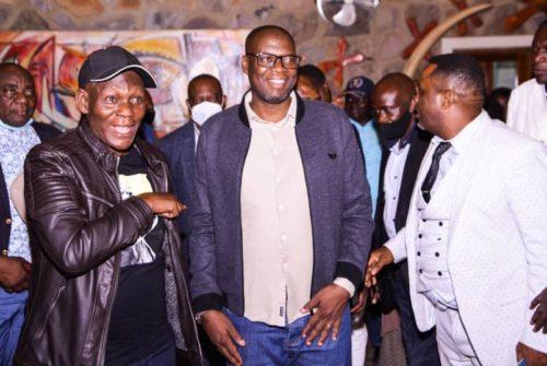 Haut-Katanga/Agriculture :  L'exécutif et le législatif provinciaux en dîner avec les fermiers.