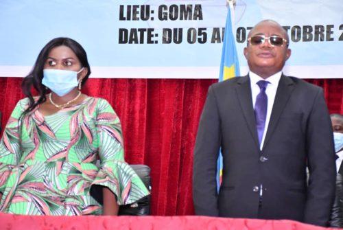 Vice-primature du budget : le vice-ministre Momat  Kitenge lance l'atelier sur l'élaboration des édits budgétaires exercice 2021 à Goma.