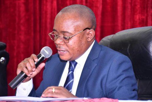 Vice-primature du budget/ Elaboration des édits budgétaires exercices 2021 : Le professeur Félix Momat vient de clôturer l'atelier de Goma du Grand Kivu et Tanganyika.