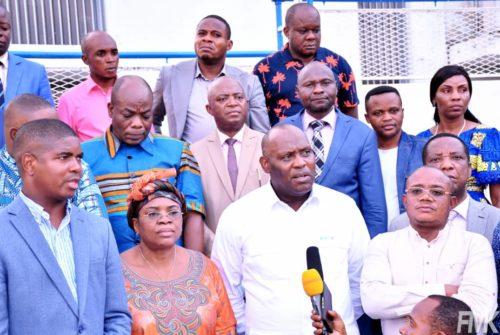 Politique : le regroupement AAB célèbre sa rentrée parlementaire