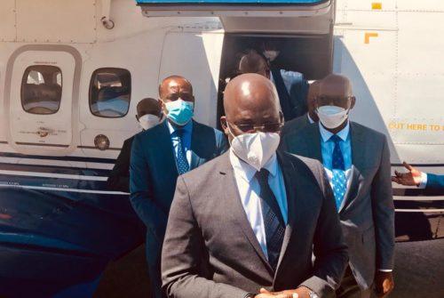 Ministère du commerce extérieur/ Coopération congolo-zambienne : Échanges fructueux entre le Copperbelt et le Haut-Katangapour le bien-être des 2 peuples.