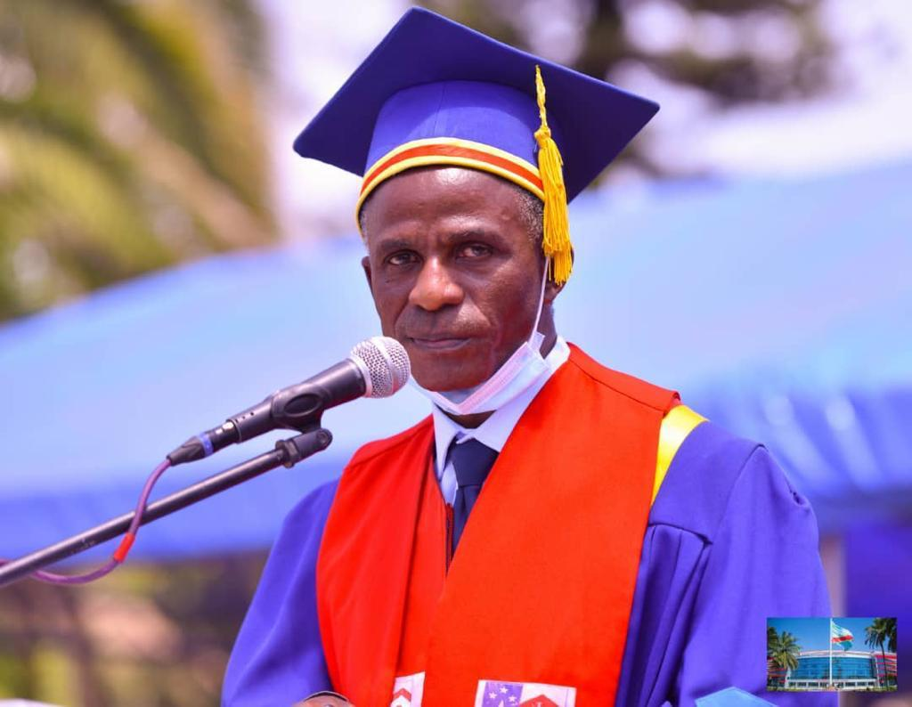 UNILU/Funérailles du Professeur Kalaba : Les autorités du Haut-Katanga rendent des hommages dignes.