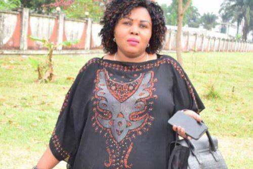 Groupe de Soutien au Professeur Eberande Kolongele : Une femme à la tête de la coordination provinciale de Kinshasa.