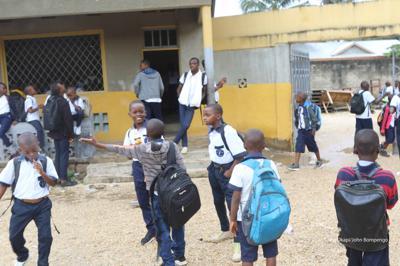 Kinshasa/EPST : Quelques écoles attaquées par des bandits.