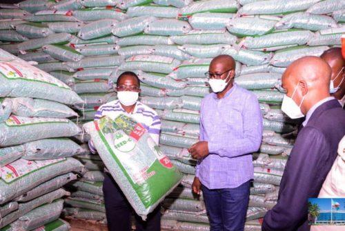 Haut-Katanga/Agriculture : Jacques KYABULA favorable à un nouveau projet agricole de 700 millions.