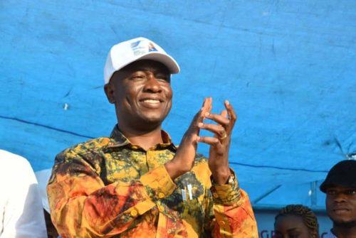 Kinshasa : le SG de l'UDPS s'emploie à reconquérir complètement le district de la Tshangu avec un discours accès sur la paix et la sécurité