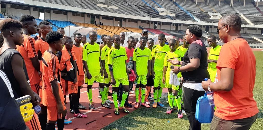 CAN U-17/ Éliminatoires Maroc 2021 : Eric Tshibasu publie sa présélection de Kinshasa.