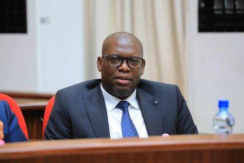 Haut-Katanga/UNILU : Jacques Kyabula de retour dans sa province aprèsavoir été aux consultations du chef de l'Etat.