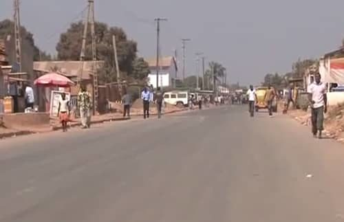Lubumbashi / Réhabilitation de l'avenue des sports : La solution de désengorgement de la Commune Kampemba par excellence.