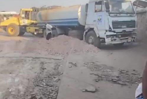 Haut-Katanga/ Kambove : Des grands chantiers initiés par le gouvernement provincial déjà opérationnels.