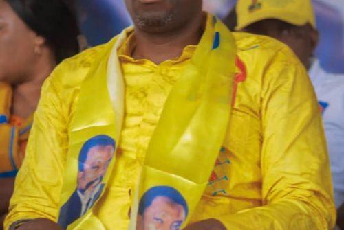 Haut-Katanga/ Discipline au PPRD : Le Secretaire Executif Provincial Jacques Kyabula tape du point sur la table,Pathy Benz suspendu.