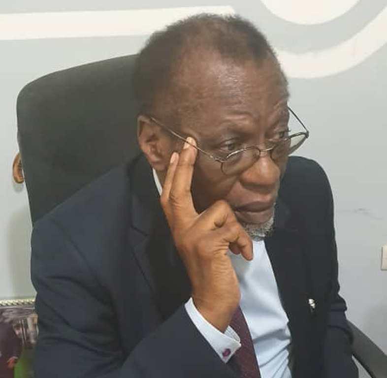 Page Noire : Coup dur pour le FCC, le sénateur Kabuya Lumuna n'est plus.