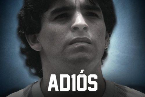 Football/Terrible nouvelle : Une véritable légende du football mondial nous quitte, Diego Maradona.