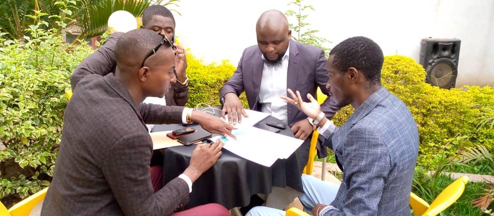 Haut-Katanga/Dossier Amphithéâtre Professeur Kalaba : La coordination des mouvements citoyens dénonce la fourberie de Nanou Memba.